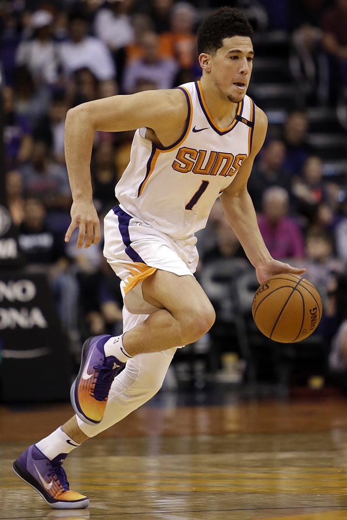Devin Booker Nike Kobe A.D.