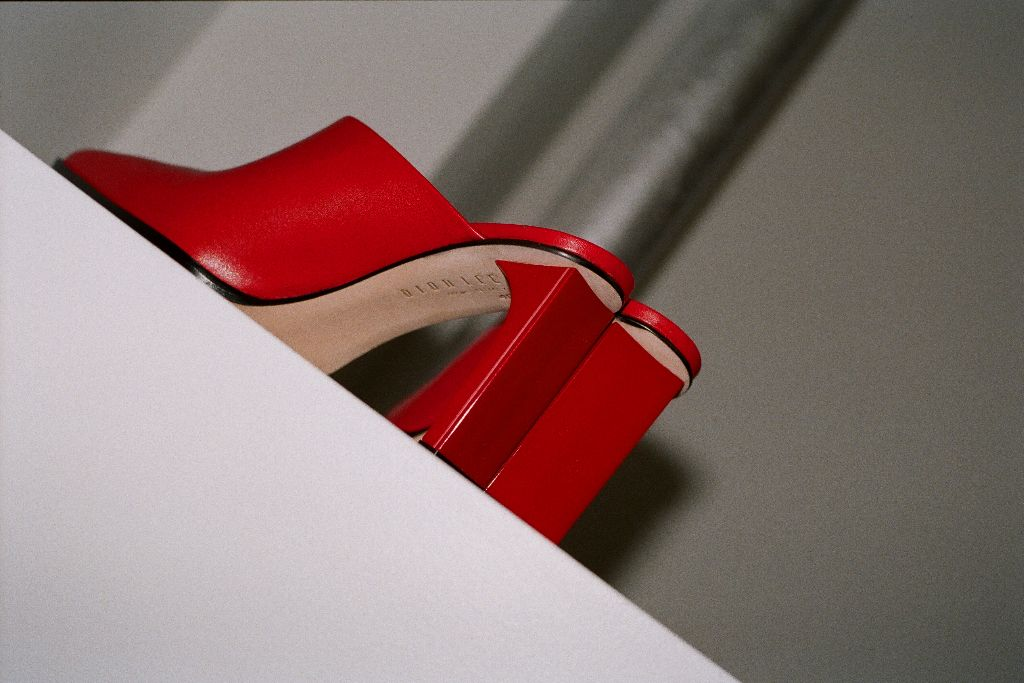 dion lee fall 2018 launches footwear