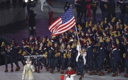 Erin Hamlin, U.S. Olympic team, Winter