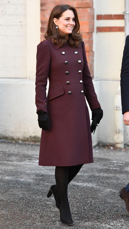 Kate Middleton norway pregnant