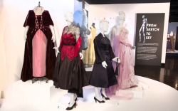 """Phantom Thread"" costumes by Mark Bridges,"