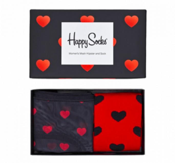 happy socks valentine's day gift box
