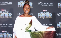 issa rae, black panther world premiere,