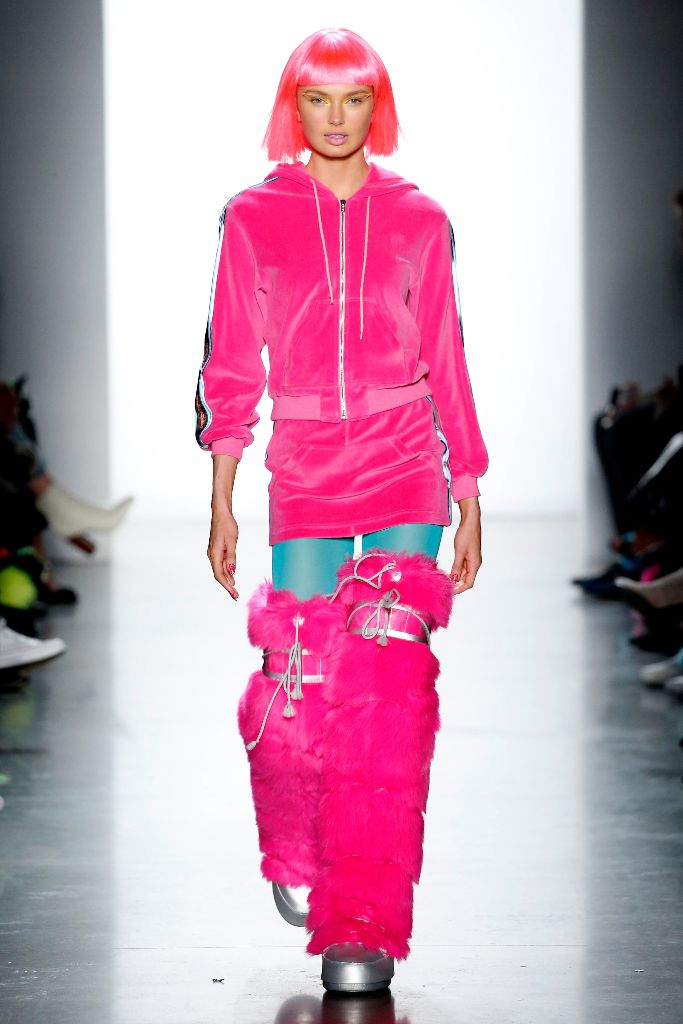 jeremy scott, fall 2018, moon boot, new york fashion week
