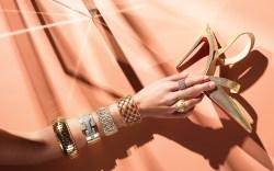Pre-Oscar Jewelry Shoes