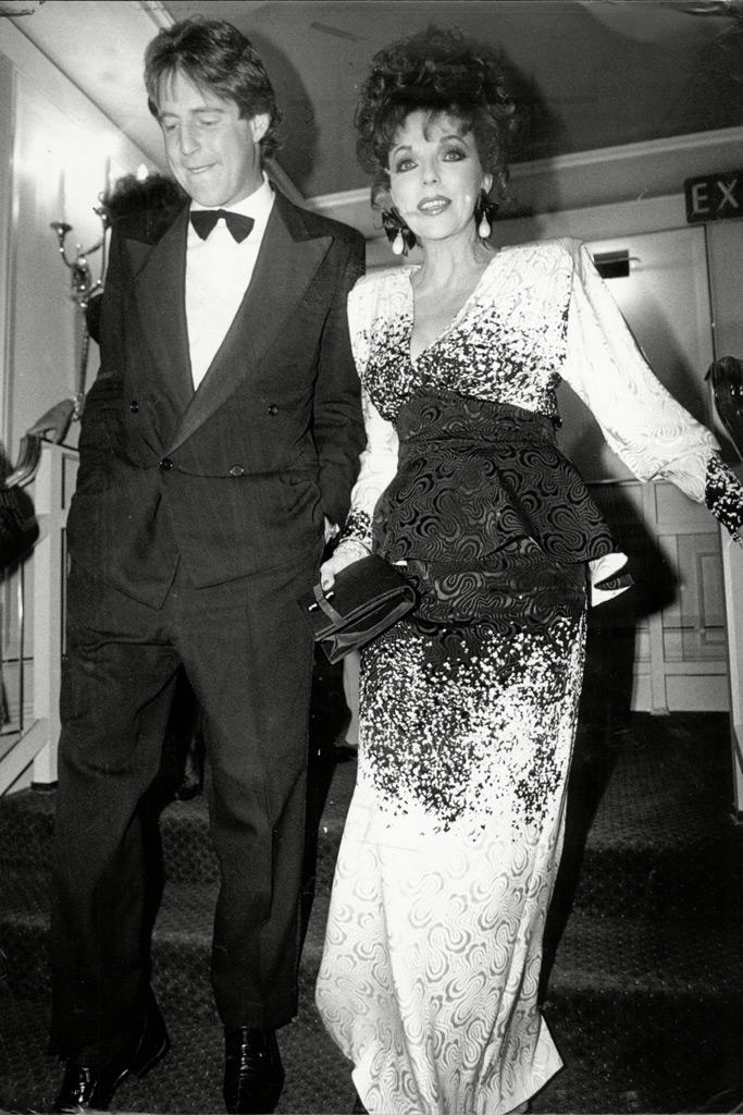 Joan Collins, BAFTA