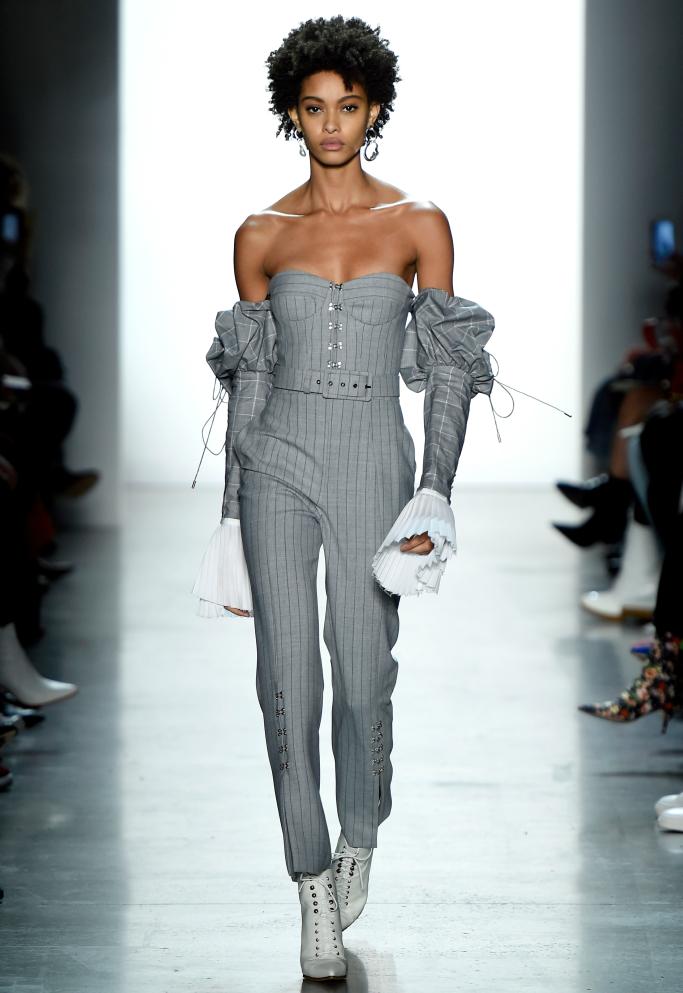 Jonathan Simkhai fall 2018, manolo blahnik, new york fashion week