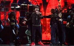 Justin Timberlake and Chris Stapleton38th Brit