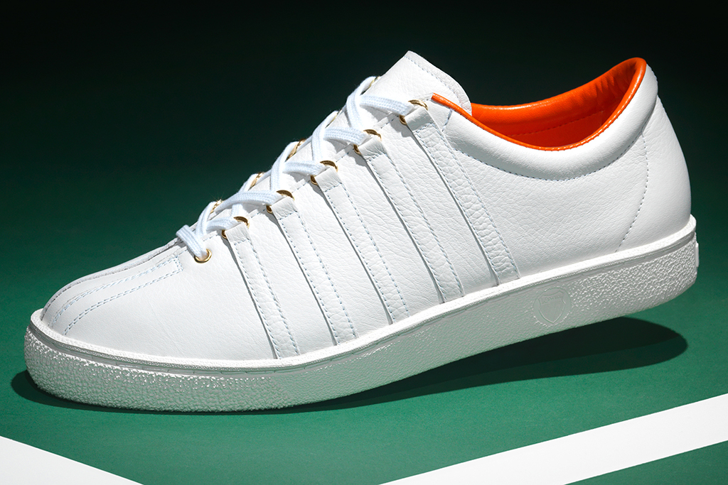 Anwar Carrots Collabs With K-Swiss to