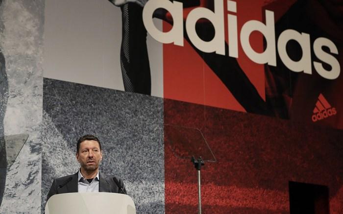 Kasper Rorsted, Adidas