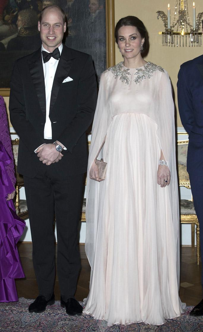 Oscar de la Renta pumps kate middleton alexander mcqueen dress norway
