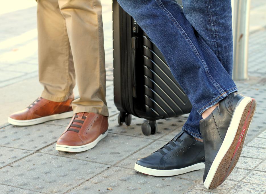 Kizik New York sneaker