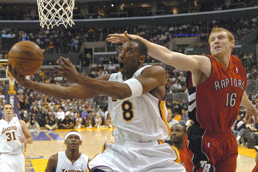 Los Angeles Lakers Kobe Bryant Nike