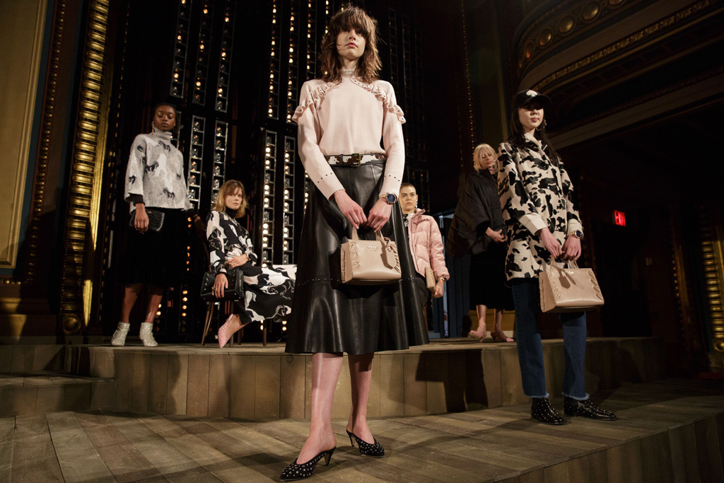 Kate Spade fall 2018 ready to wear