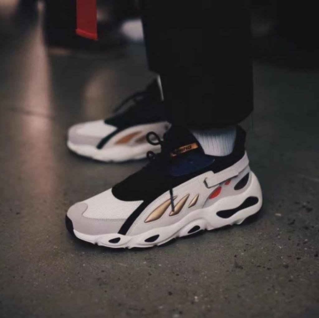 Dad Shoe Li-Ning New York Fashion Week