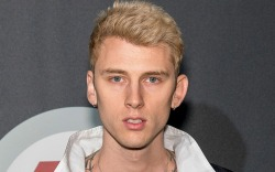 Machine Gun Kelly Wears Heels as