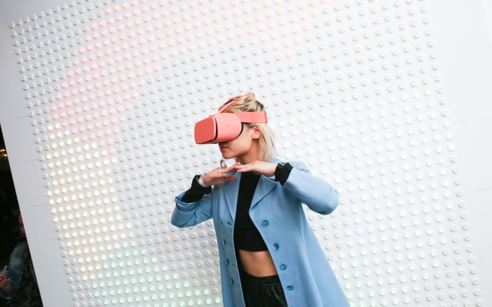 Made by Google, virtual reality
