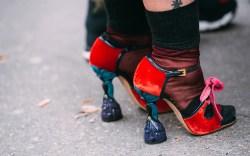 milan fashion week fall 2018, street