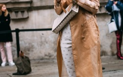 The Best Street Style at Milan Fashion Week Fall 2018