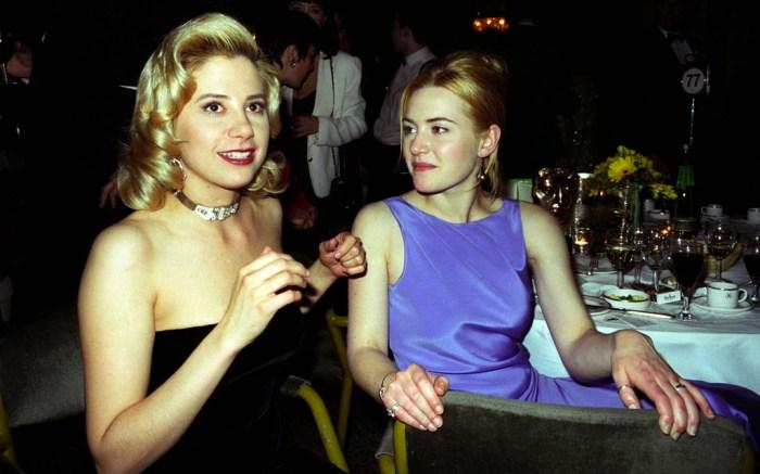Mira Sorvino and Kate Winslet