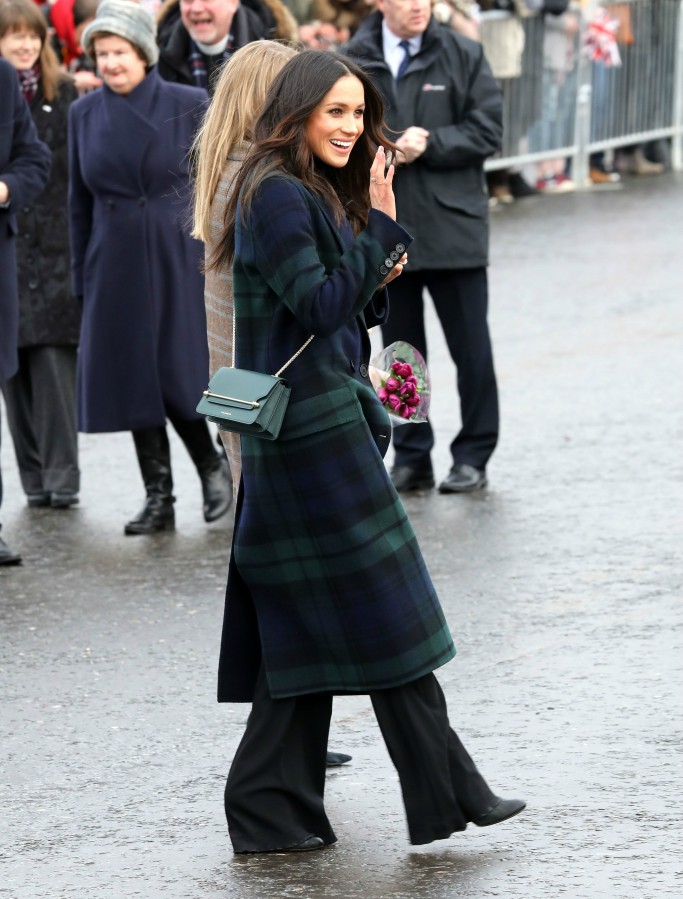 meghan markle, scotland