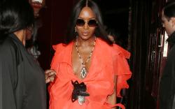 Miu Miu London Fashion Week: Naomi