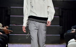 Sneakers on the Runway at NYFW Fall 2018: Men's