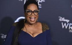 Oprah, a wrinkle in time movie,