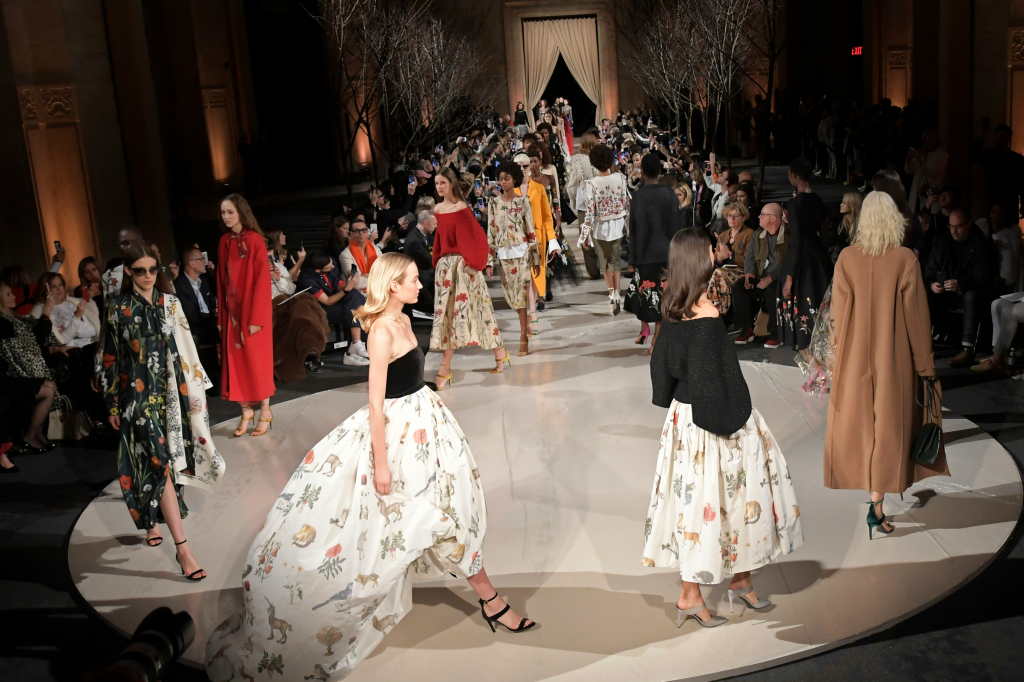 The History Of Nyfw First Shows More That Will Surprise You Footwear News