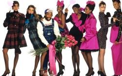 patrick kelly, black fashion designer
