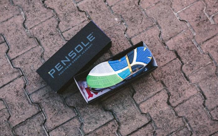 Pensole x Asicds
