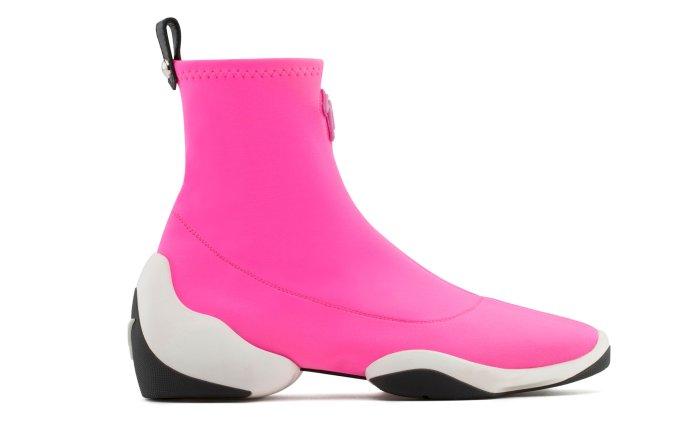 Giuseppe Zanotti Light Jump sneaker.