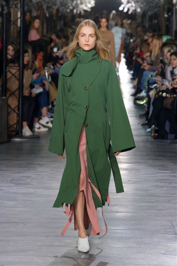 Rejina Pyo Fall 2018 London Fashion Week