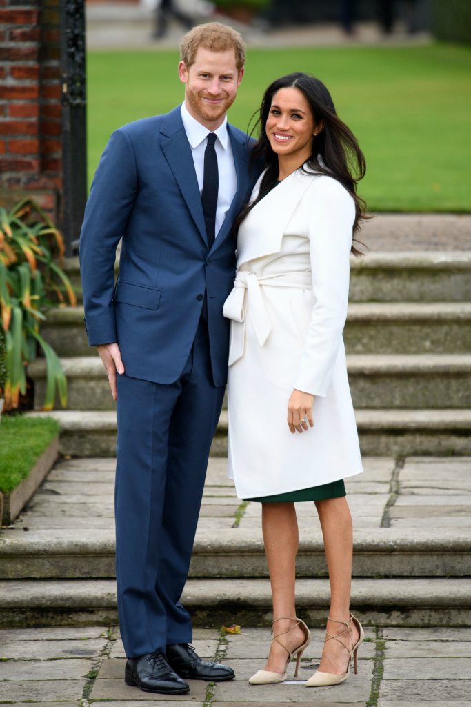 meghan markle, prince harry, engagement, royals