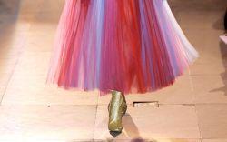 Manolo Blahnik Designs Glitter Boots for