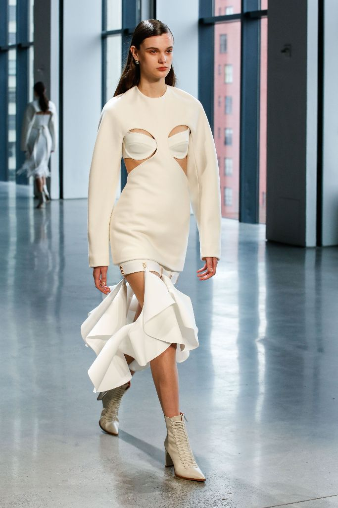 dion lee fall 2018