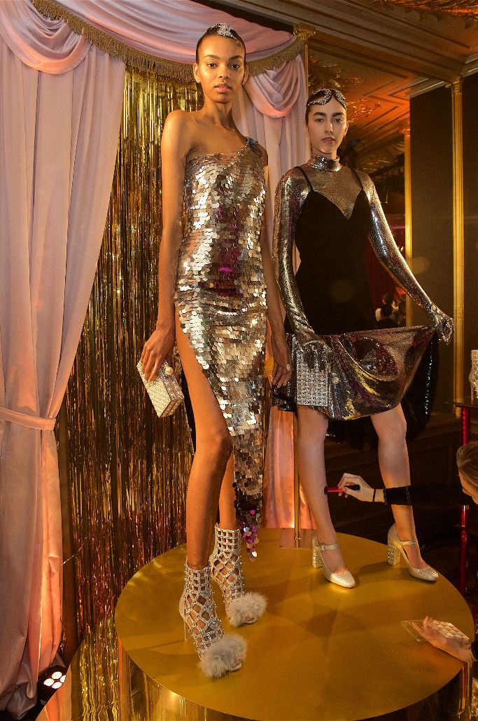 sophia webster fall 2018 presentation, london fashion week