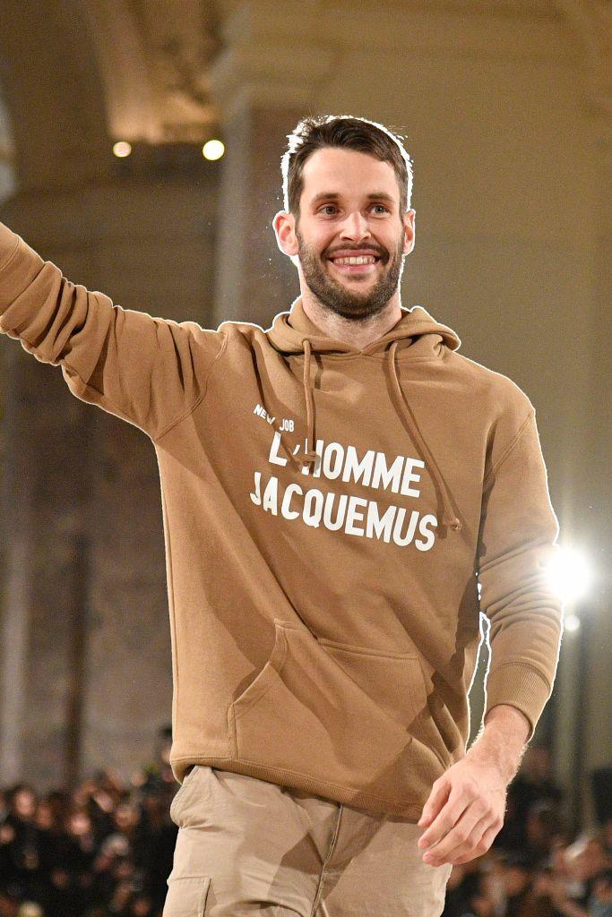simon porte jacquemus fall 2018 launching menswear