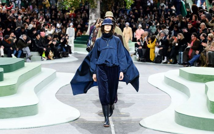 lacoste fall 2018 paris fashion week