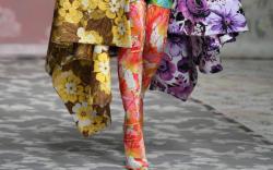 richard quinn fall 2018, london fashion