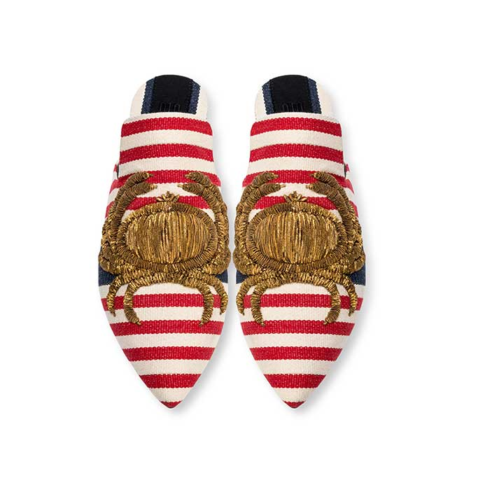Sanayi summer 2018 slippers