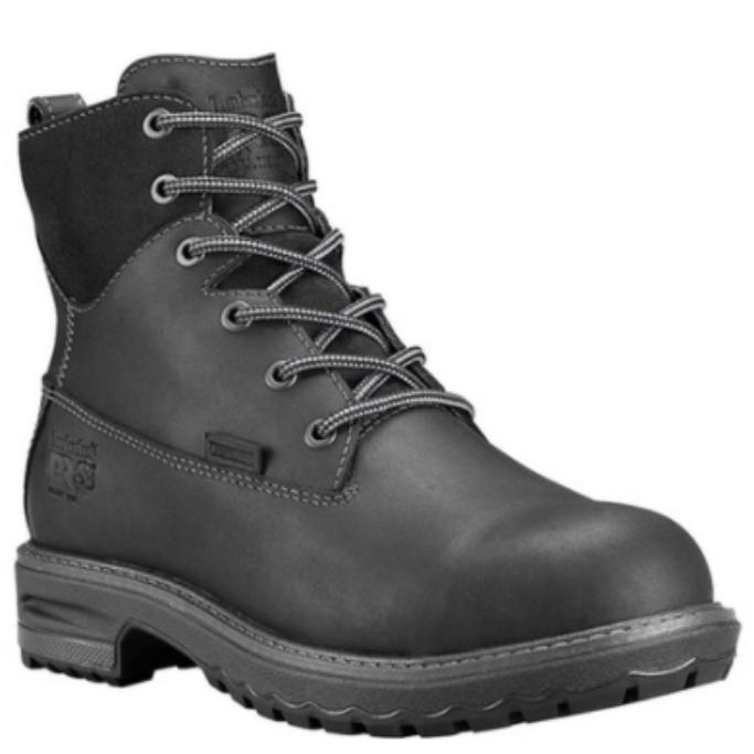 "Timberland PRO 6"" Hightower Alloy Toe Waterproof Boot"