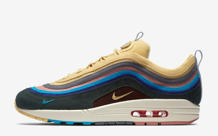 Sean Wotherspoon x Nike Air Max 1/97 SW VF
