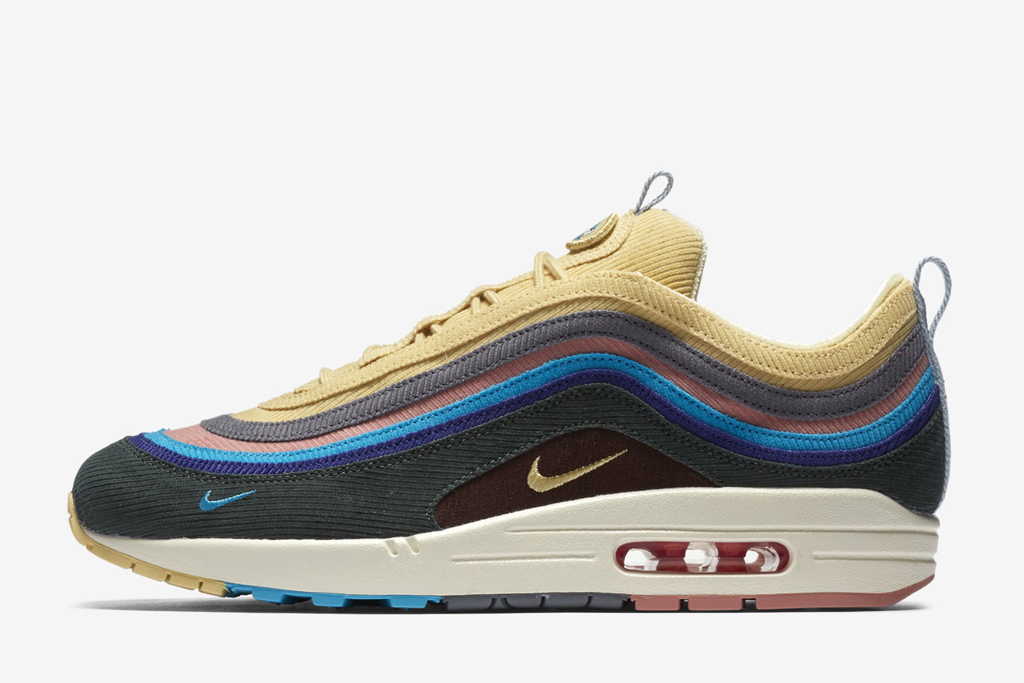 Sean Wotherspoon x Nike Air Max 1/97 SW VF.