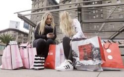 millennial shoppers