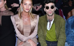 Tom Ford Fall '18 NYFW: Front Row