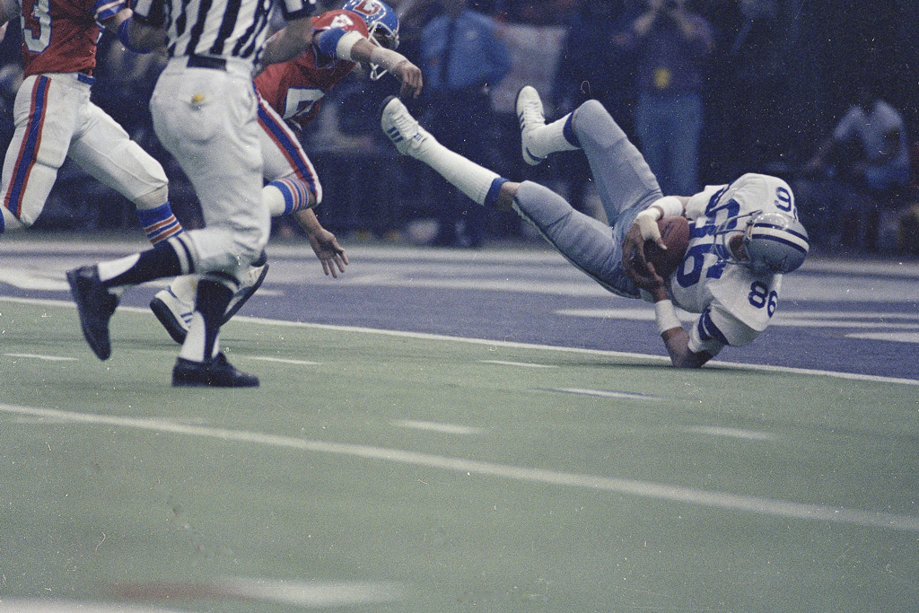 Butch Johnson, Dallas Cowboys, Super Bowl XII