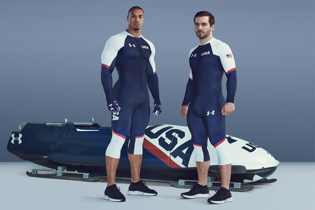 Under Armour Olympic Bobsled