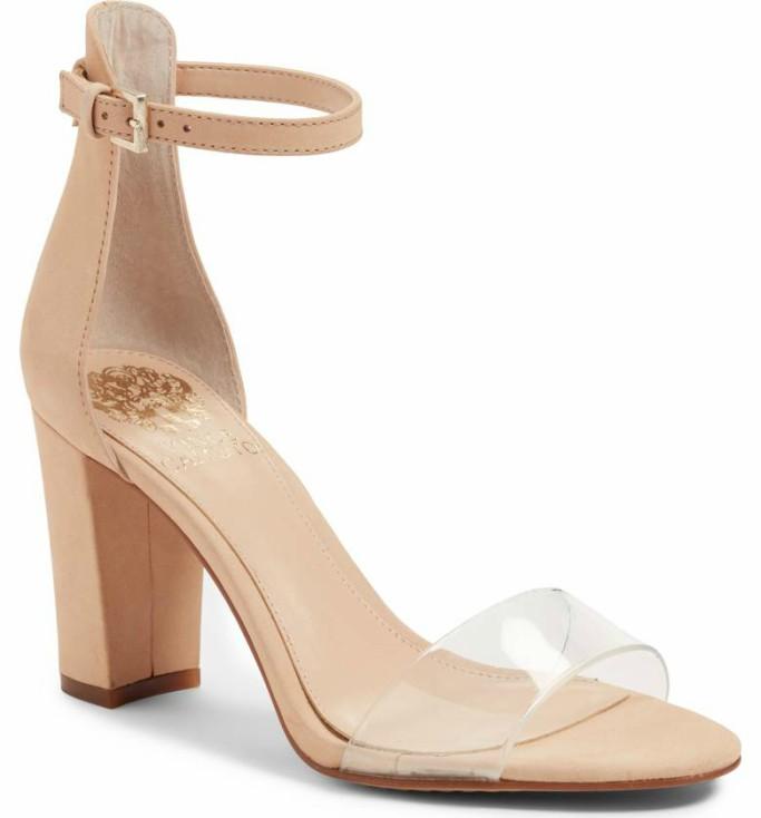 Vince CamutoCorlina Ankle Strap Sandal