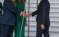 Melania Trump Goes Green
